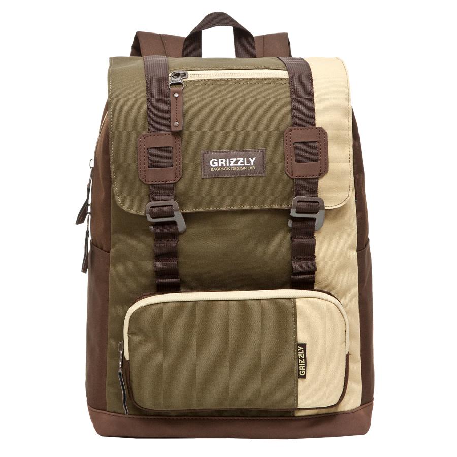 Рюкзак городской Grizzly, цвет: мультиколор, 23 л. RU-619-2/3RU-619-2/3Рюкзак молодежный, одно отделение, клапан на застежках, объемный карман на молнии на передней стенке, боковой карман , внутренний карман на молнии, внутренний укрепленный карман для ноутбука, укрепленная спинка, карман быстрого доступа в передней части рюкзака, карман быстрого доступа на задней стенке, дополнительная ручка-петля, укрепленные лямки