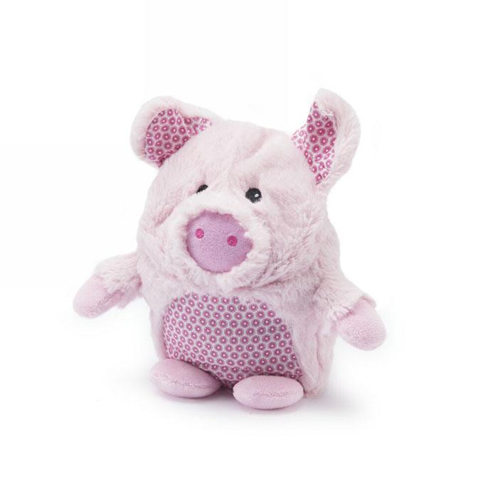 Warmies Мягкая игрушка-грелка Поросенок цвет розовый HOO-PIG-1HOO-PIG-1Мягкая игрушка-грелка Warmies Поросенок, предназначенная для тепловых процедур, обязательно поднимет настроение своему обладателю. Грелка, выполненная из хлопка и полиэстера в виде забавного поросенка, привлечет внимание не только ребенка, но и взрослого, и сделает процесс использования грелки приятным и комфортным. Игрушка полностью безопасна - состоит из натурального наполнителя: зерен проса и сушеной лаванды. Просо удерживает тепло долгое время, а лаванда обладает успокаивающим, расслабляющим эффектом, помогает заснуть. Лечебные свойства лаванды помогают при простудных заболеваниях. Положите игрушку на 1-2 минуты в микроволновую печь, и она будет греть вас на протяжении 3-4 часов. Оригинальный стиль и великолепное качество исполнения делают эту игрушку-грелку чудесным подарком к любому празднику. Не стирать - специальный шелковый мех легко очищается влажной тряпкой. Наполнитель: обработанные зерна проса, высушенная лаванда.