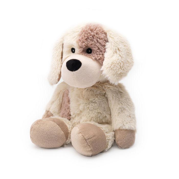 Warmies Мягкая игрушка-грелка Песик цвет бежевыйCP-PUP-2Мягкая игрушка-грелка Warmies Песик, предназначенная для тепловых процедур, обязательно поднимет настроение своему обладателю. Грелка, выполненная из хлопка и полиэстера в виде симпатичного мягкого песика, привлечет внимание не только ребенка, но и взрослого, и сделает процесс использования грелки приятным и комфортным. Игрушка полностью безопасна - состоит из натурального наполнителя: зерен проса и сушеной лаванды. Просо удерживает тепло долгое время, а лаванда обладает успокаивающим, расслабляющим эффектом, помогает заснуть. Лечебные свойства лаванды помогают при простудных заболеваниях. Положите игрушку на 1-2 минуты в микроволновую печь, и она будет греть вас на протяжении 3-4 часов. Оригинальный стиль и великолепное качество исполнения делают эту игрушку-грелку чудесным подарком к любому празднику. Не стирать - специальный шелковый мех легко очищается влажной тряпкой. Наполнитель: обработанные зерна проса, высушенная лаванда. ...
