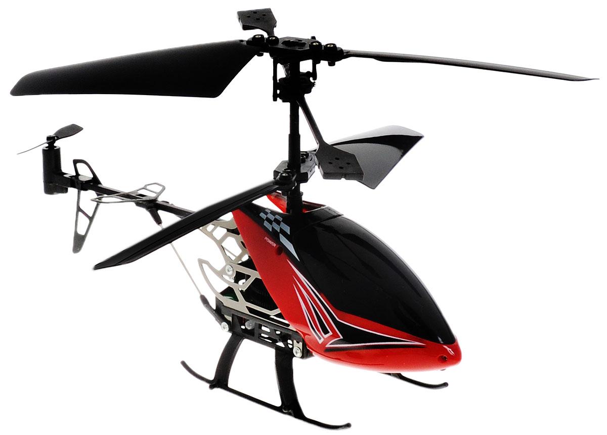 Silverlit Вертолет на инфракрасном управлении Sky Dragon цвет красный84512_красныйВертолет на инфракрасном управлении Silverlit Sky Dragon со световыми эффектами привлечет внимание не только ребенка, но и взрослого, и станет отличным подарком любителю воздушной техники. Вертолет оснащен уникальной системой винта, позволяющей вертолету плавно подниматься, а также встроенным гироскопом, который поможет скорректировать и устранить нежелательные вращения корпуса вертолета, благодаря чему сохранится высокая устойчивость полета. Каркас вертолета выполнен из пластика с использованием металла. Вертолет имеет трехканальное дистанционное управление, с помощью пульта управления можно менять скорость полета, а также проделывать фигуры высшего пилотажа. Модель вертолета идеально подходит для игры как внутри помещения, так и на улице. Зарядка аккумулятора осуществляется от пульта управления. В комплект входит вертолет, пульт управления, два запасных хвостовых винта, отвертка для смены винта и инструкция по эксплуатации на русском языке. Каждый полет...