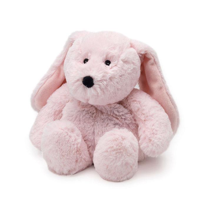Warmies Мягкая игрушка-грелка Розовый кролик цвет розовыйCP-BUN-2Мягкая игрушка-грелка Warmies Розовый кролик, предназначенная для тепловых процедур, обязательно поднимет настроение своему обладателю. Грелка, выполненная из хлопка и полиэстера в виде симпатичного мягкого кролика, привлечет внимание не только ребенка, но и взрослого, и сделает процесс использования грелки приятным и комфортным. Игрушка полностью безопасна - состоит из натурального наполнителя: зерен проса и сушеной лаванды. Просо удерживает тепло долгое время, а лаванда обладает успокаивающим, расслабляющим эффектом, помогает заснуть. Лечебные свойства лаванды помогают при простудных заболеваниях. Положите игрушку на 1-2 минуты в микроволновую печь, и она будет греть вас на протяжении 3-4 часов. Оригинальный стиль и великолепное качество исполнения делают эту игрушку-грелку чудесным подарком к любому празднику. Не стирать - специальный шелковый мех легко очищается влажной тряпкой. Наполнитель: обработанные зерна проса, высушенная...