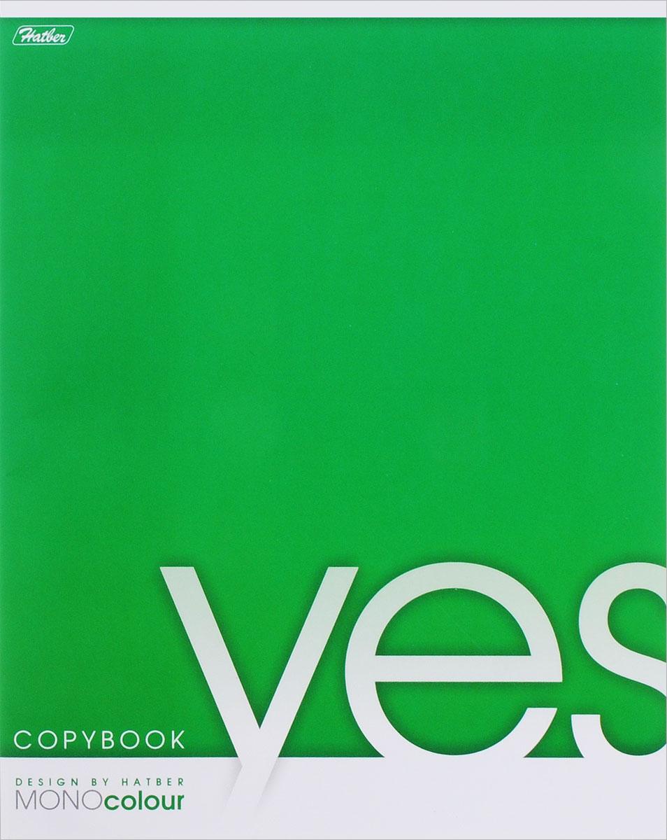 Hatber Тетрадь 96 листов в клетку цвет зеленый96Т5вмB1_03481Тетрадь Hatber отлично подойдет для занятий как школьнику, так и студенту. Яркая обложка зеленого цвета, выполненная из плотного мелованного картона, позволит сохранить тетрадь в аккуратном состоянии на протяжении всего времени использования. Внутренний блок тетради, соединенный скрепками, состоит из 96 листов белой бумаги в голубую клетку с полями.