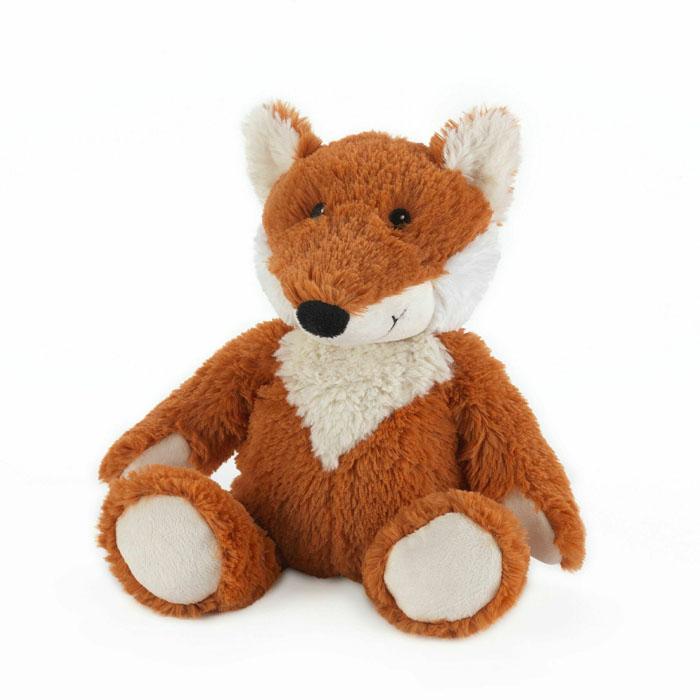 Warmies Мягкая игрушка-грелка ЛисаCP-FOX-2Мягкая игрушка-грелка Warmies Лиса, предназначенная для тепловых процедур, обязательно поднимет настроение своему обладателю. Грелка, выполненная из хлопка и полиэстера в виде симпатичного лисенка, привлечет внимание не только ребенка, но и взрослого, и сделает процесс использования грелки приятным и комфортным. Игрушка полностью безопасна - состоит из натурального наполнителя: зерен проса и сушеной лаванды. Просо удерживает тепло долгое время, а лаванда обладает успокаивающим, расслабляющим эффектом, помогает заснуть. Лечебные свойства лаванды помогают при простудных заболеваниях. Положите игрушку на 1-2 минуты в микроволновую печь, и она будет греть вас на протяжении 3-4 часов. Оригинальный стиль и великолепное качество исполнения делают эту игрушку-грелку чудесным подарком к любому празднику. Не стирать - специальный шелковый мех легко очищается влажной тряпкой. Наполнитель: обработанные зерна проса, высушенная лаванда.