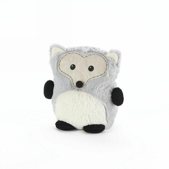 Warmies Мягкая игрушка-грелка Ежик цвет серыйHF-HED-1Мягкая игрушка-грелка Warmies Ежик, предназначенная для тепловых процедур, обязательно поднимет настроение своему обладателю. Грелка, выполненная из хлопка и полиэстера в виде забавного ежика, привлечет внимание не только ребенка, но и взрослого, и сделает процесс использования грелки приятным и комфортным. Игрушка полностью безопасна - состоит из натурального наполнителя: зерен проса и сушеной лаванды. Просо удерживает тепло долгое время, а лаванда обладает успокаивающим, расслабляющим эффектом, помогает заснуть. Лечебные свойства лаванды помогают при простудных заболеваниях. Положите игрушку на 1-2 минуты в микроволновую печь, и она будет греть вас на протяжении 3-4 часов. Оригинальный стиль и великолепное качество исполнения делают эту игрушку-грелку чудесным подарком к любому празднику. Не стирать - специальный шелковый мех легко очищается влажной тряпкой. Наполнитель: обработанные зерна проса, высушенная лаванда.