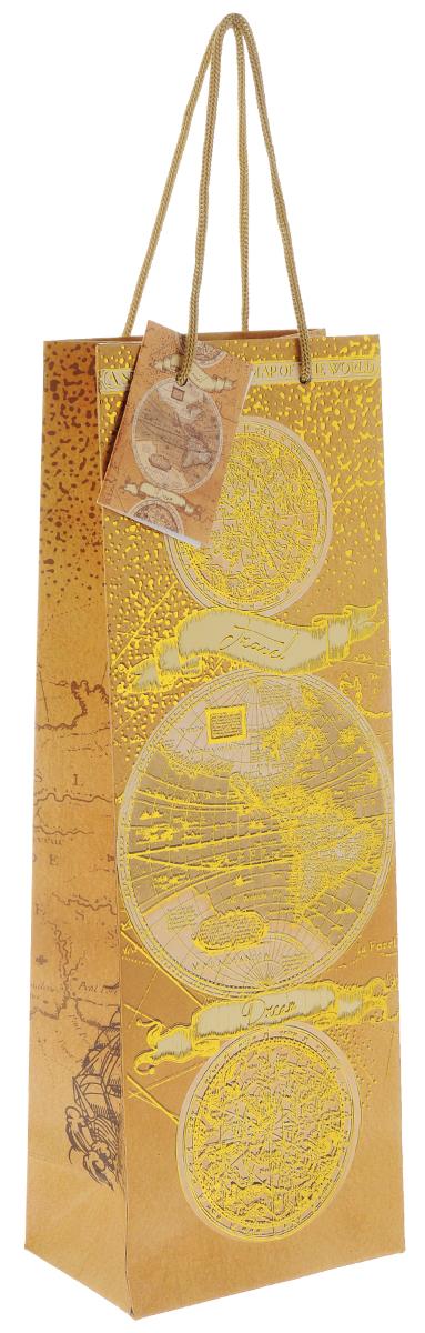Пакет подарочный Феникс-Презент Старые карты, 12,7 х 36 х 8,3 см40890Подарочный пакет Феникс-Презент Старые карты, изготовленный из плотной бумаги, станет незаменимым дополнением к выбранному подарку. Дно изделия укреплено картоном, который позволяет сохранить форму пакета и исключает возможность деформации дна под тяжестью подарка. Пакет выполнен с глянцевой ламинацией, что придает ему прочность, а изображению - яркость и насыщенность цветов. Для удобной переноски на пакете имеются две ручки из шнурков. Подарок, преподнесенный в оригинальной упаковке, всегда будет самым эффектным и запоминающимся. Окружите близких людей вниманием и заботой, вручив презент в нарядном, праздничном оформлении. Плотность бумаги: 210 г/м2.