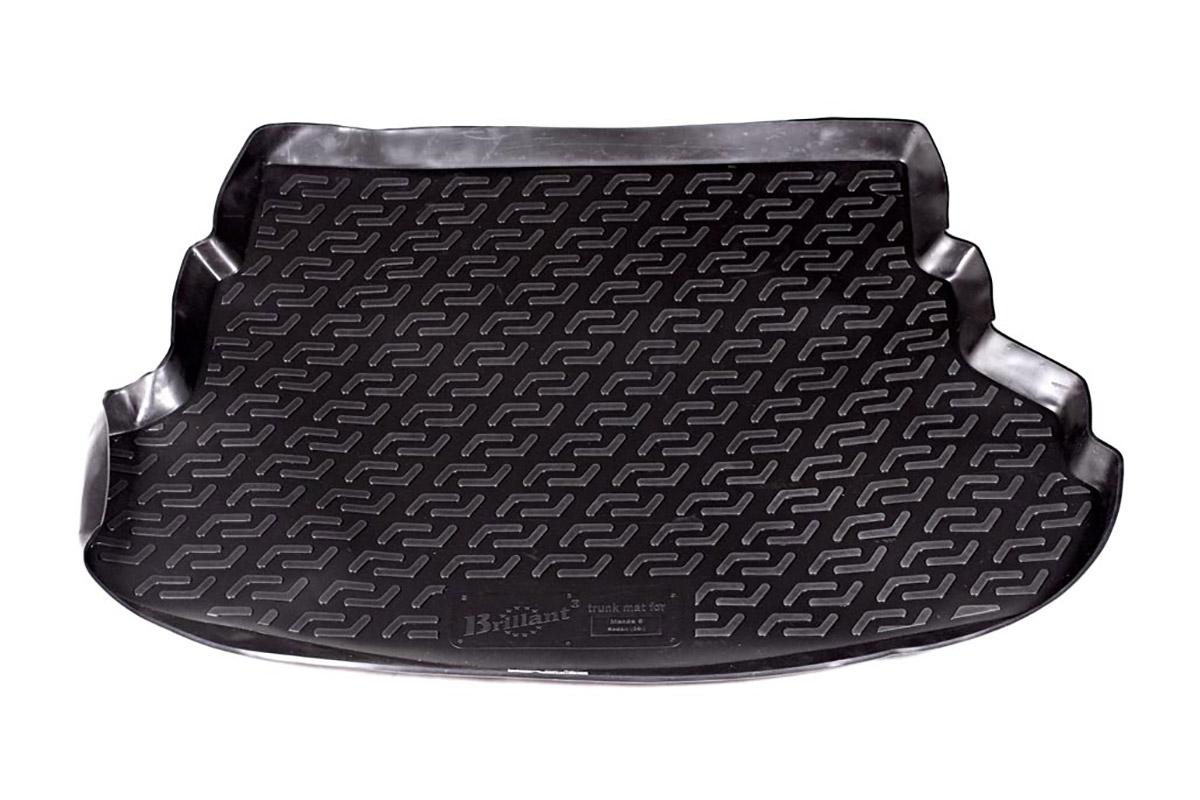 Коврик в багажник L.Locker, для Mazda 6 sd (08-)0110030301Коврик L.Locker производится индивидуально для каждой модели автомобиля из современного и экологически чистого материала. Изделие точно повторяют геометрию пола автомобиля, имеет высокий борт, обладает повышенной износоустойчивостью, антискользящими свойствами, лишен резкого запаха и сохраняет свои потребительские свойства в широком диапазоне температур (от -50°С до +80°С).
