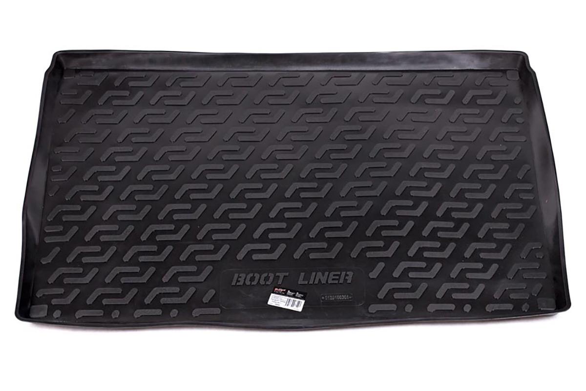 Коврик в багажник L.Locker, для Peugeot Partner Tepee (08-)0120100301Коврик L.Locker производится индивидуально для каждой модели автомобиля из современного и экологически чистого материала. Изделие точно повторяют геометрию пола автомобиля, имеет высокий борт, обладает повышенной износоустойчивостью, антискользящими свойствами, лишен резкого запаха и сохраняет свои потребительские свойства в широком диапазоне температур (от -50°С до +80°С).
