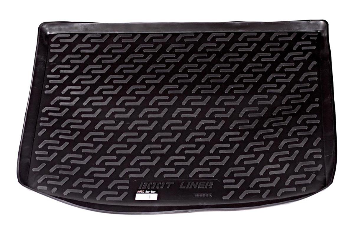 Коврик в багажник Volkswagen Caddy (04-) полиуретан0101030101Коврики производятся индивидуально для каждой модели автомобиля из современного и экологически чистого материала, точно повторяют геометрию пола автомобиля, имеют высокий борт от 4 см до 6 см., обладают повышенной износоустойчивостью, антискользящими свойствами, лишены резкого запаха, сохраняют свои потребительские свойства в широком диапазоне температур (-50 +80 С).