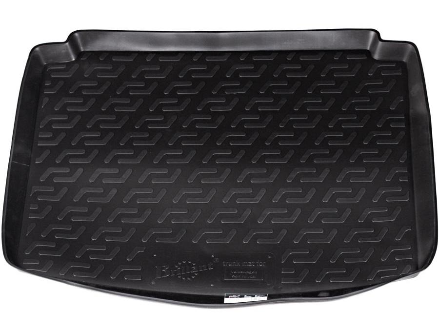 Коврик в багажник Volkswagen Golf IV hb (-03) полиуретан0101050201Коврики производятся индивидуально для каждой модели автомобиля из современного и экологически чистого материала, точно повторяют геометрию пола автомобиля, имеют высокий борт от 4 см до 6 см., обладают повышенной износоустойчивостью, антискользящими свойствами, лишены резкого запаха, сохраняют свои потребительские свойства в широком диапазоне температур (-50 +80 С).