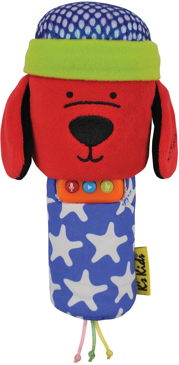 Ks Kids Развивающая игрушка Караоке ПатрикKA685Развивающая игрушка Ks Kids Караоке Патрик обеспечит весёлое времяпрепровождение малыша. Функция записи голоса - прекрасная возможность учить слова, предложения, песни. Три функции: 6 мелодий для прослушивания; Пой как в караоке под музыку; Запись голоса. Развивающая игрушка Ks Kids Караоке Патрик способствует развитию слуха, ритма, мелкой моторики и творческих навыков. Для работы игрушки необходимы 2 батарейки типа ААА (не входят в комплект).