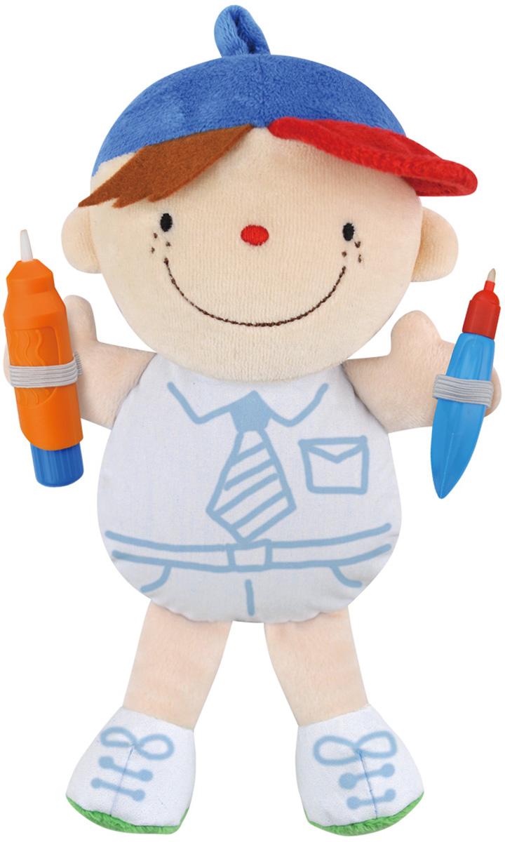 Ks Kids Развивающая игрушка Вейн Что носитьKA690Ks Kids Развивающая игрушка Вейн. Что носить позволит создать собственную одежду для куклы Вейна, используя воду. При рисовании ёмкостями, наполненными водой, на телах кукол появляются рисунки, через какое-то время они исчезают и можно рисовать снова. Игрушка способствует развитию моторики и творческих навыков.