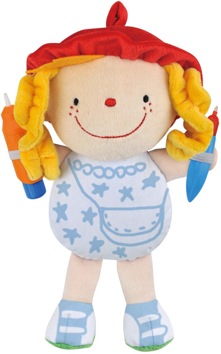 Ks Kids Развивающая игрушка Джулия Что носитьKA691Ks Kids Развивающая игрушка Джулия. Что носить позволит создать собственные наряды для куклы Джулии, используя воду. При рисовании ёмкостями, наполненными водой, на телах кукол появляются рисунки, через какое-то время они исчезают и можно рисовать снова. Игрушка способствует развитию моторики и творческих навыков.