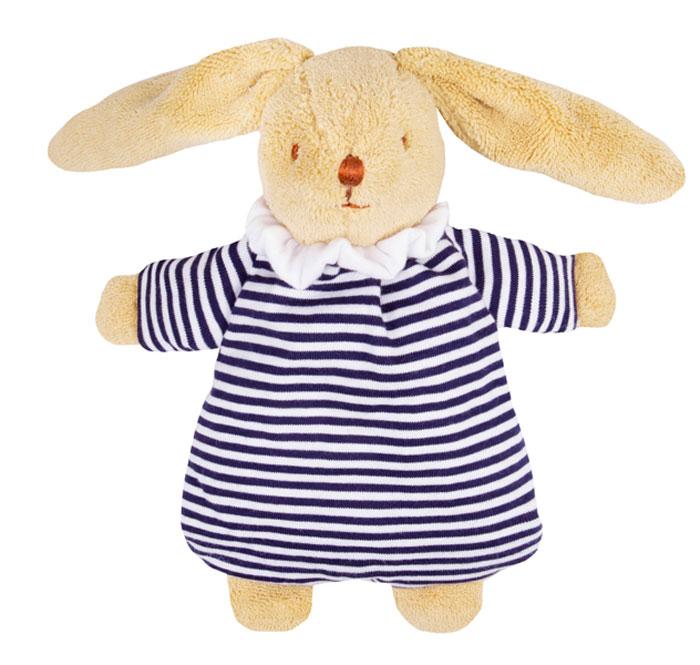 Trousselier Мягкая игрушка Зайка-погремушка Navy Stripes 20 смV6341 96