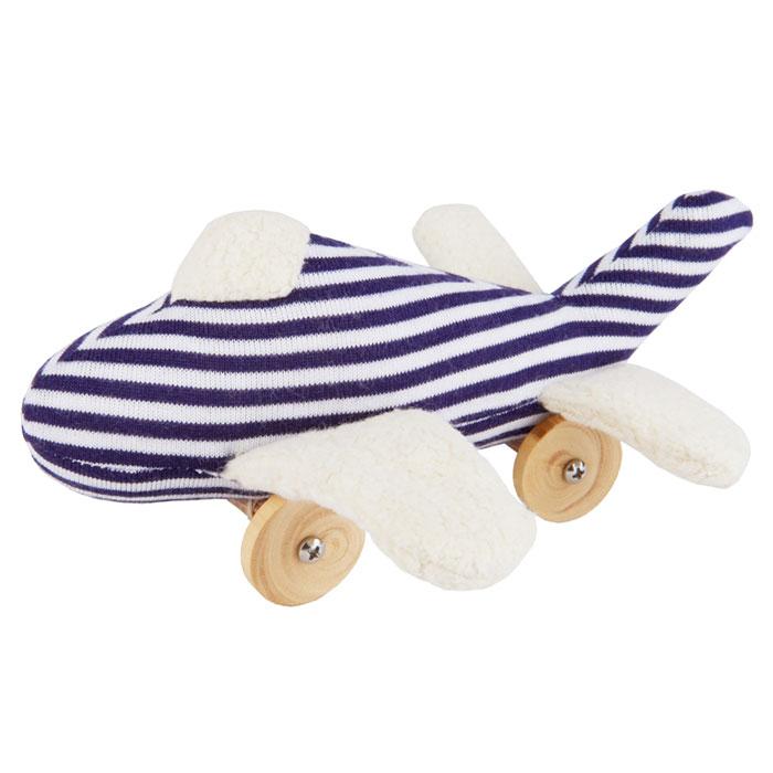 Trousselier Мягкая игрушка Самолет на колесиках 16 смV3010 96