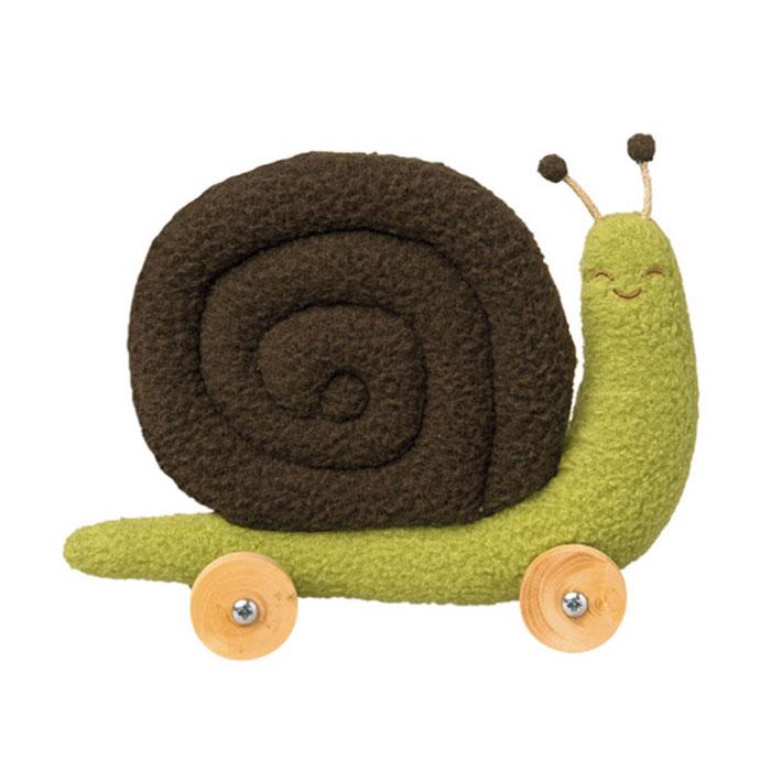 Trousselier Мягкая игрушка Улитка на колесикахV2012 13