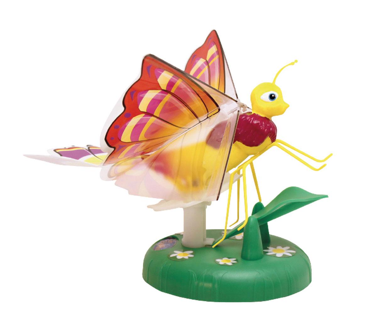 Splash Toys Интерактивная игрушка Летающая бабочка цвет желтый30850Летающая бабочка. Летает автоматически по кругу на высоте до 2 метров, после зарядки на зарядном устрйстве. В ассортименте 4 вида бабочек. Размер упаковки: 0,30х0,21х0,23 Использовать только в помещении.