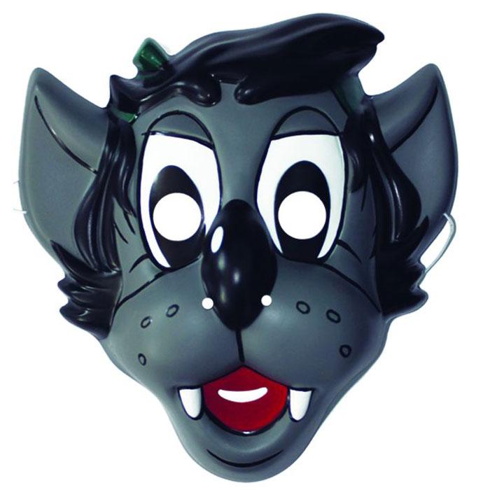 Союзмультфильм Маска карнавальная Волк, ну, погоди!18384Маска, изображающая волка из мультфильма Ну, погоди!, замечательно украсит карнавальный костюм вашего малыша. Ее можно использовать даже в качестве единственного карнавального элемента в одежде малыша: надев ее, юный участник костюмированного представления легко перевоплощается в любимого персонажа. Маска изготовлена из PVC и имеет размер 15х8х19,5 см. Товар сертифицирован.