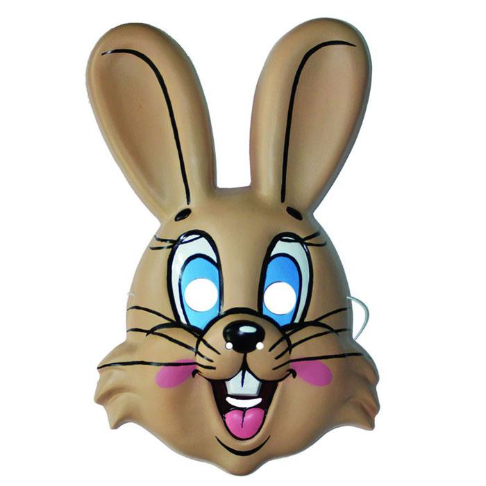 Союзмультфильм Маска карнавальная Заяц, ну, погоди!18387Детская маска с изображением любимого персонажа – это необходимый атрибут детского утренника или карнавала, который добавит празднику радости и веселья. Маска Заяц. Ну, Погоди! ТМ Союзмультфильм изготовлена из PVC и имеет размер 16х7,5х25 см. Товар сертифицирован.