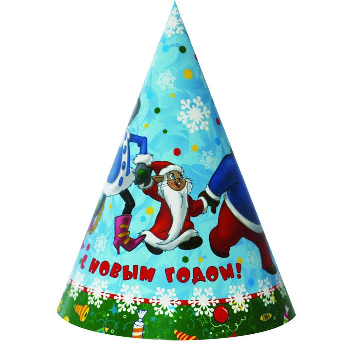 Союзмультфильм Колпак бумажный Ну, погоди! Новый год 6 шт18795Любое детское торжество – это долгожданное событие для каждого ребенка. Это веселье, танцы, задорный смех малышей и много-много счастья. И великолепным дополнением к празднику станут бумажные колпачки, которые могут лечь в основу многочисленных игр и забав. В набор НУ, ПОГОДИ! НОВЫЙ ГОД входит 6 бумажных колпаков. Также из данной серии вы можете выбрать бумажные стаканы, тарелки, язычки и дудочки. Товар сертифицирован. Упаковка - пакет с хедером.