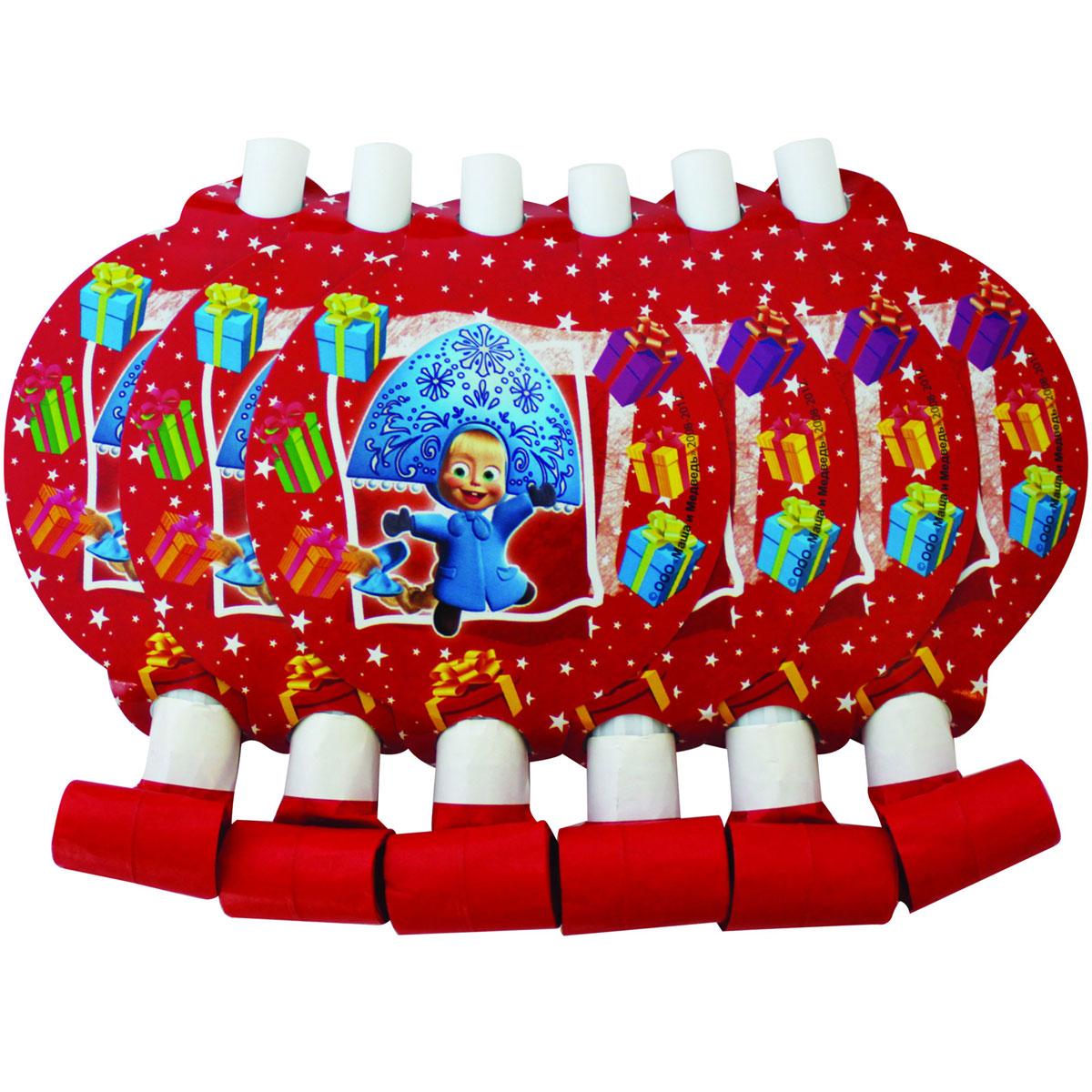 Маша и Медведь Язычок Новый год! 6 шт18800Любое детское торжество – это долгожданное событие для каждого ребенка. Это веселье, танцы, задорный смех малышей и много-много счастья. И великолепным дополнением к празднику станут язычки, которые могут лечь в основу многочисленных забав. В набор НОВЫЙ ГОД! входит 6 язычков. Также из данной серии вы можете выбрать бумажные стаканы, тарелки, дудочки, колпачки и полиэтиленовую скатерть. Товар сертифицирован. Упаковка - пакет с хедером.