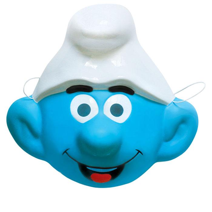 The Smurfs Маска карнавальная Смурф21522Детская маска с изображением любимого персонажа – это необходимый атрибут детского утренника или карнавала, который добавит празднику радости и веселья. Маска Смурф ТМ Смурфики изготовлена из PVC и имеет размер 23х22,5х9 см. Товар сертифицирован.