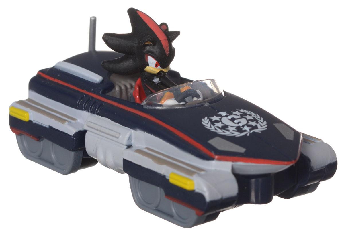 """Фигурка Sonic """"Sonic & All Stars Racing: Shadow"""", с машинкой 65952"""