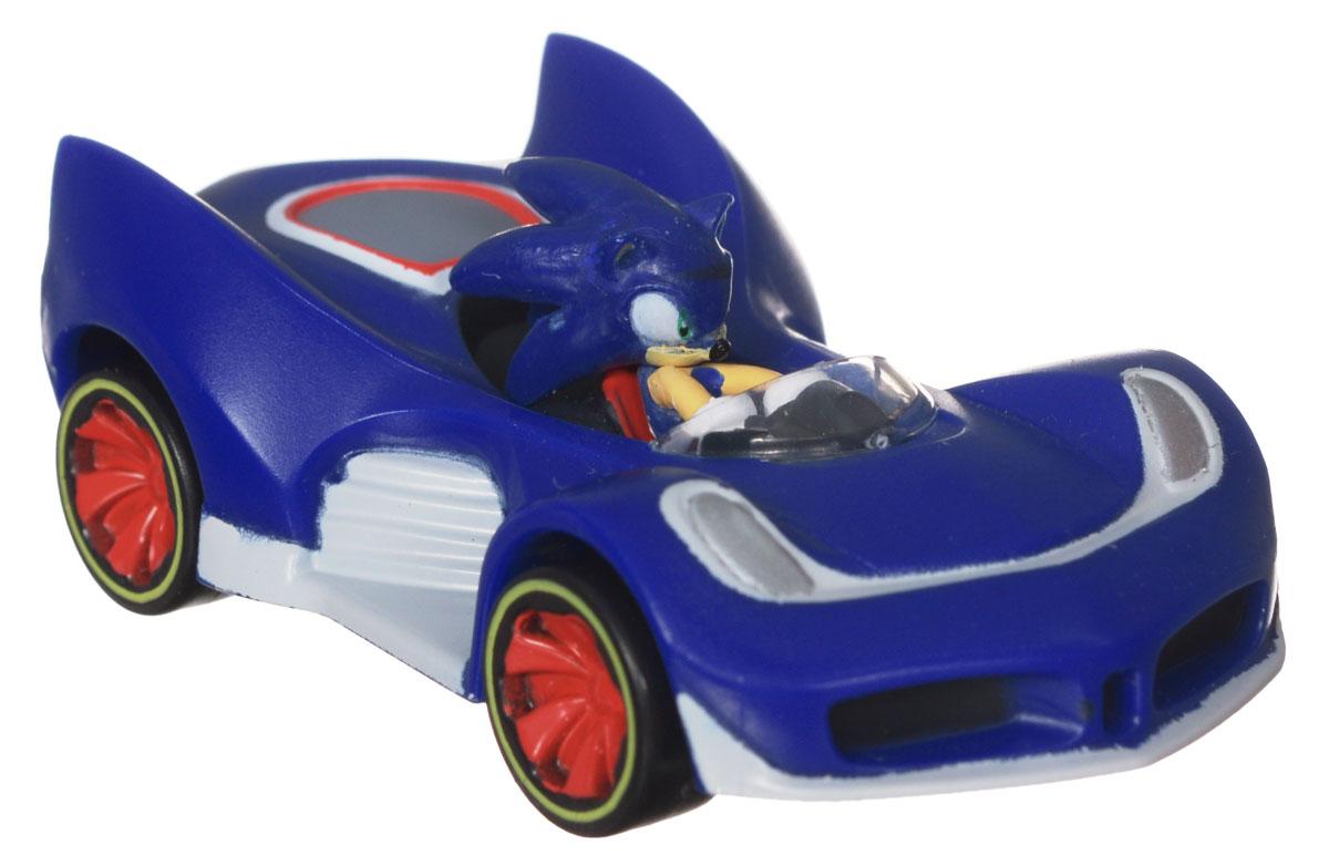 """Фигурка Sonic """"Sonic & All Stars Racing: Sonic"""", с машинкой 65951"""