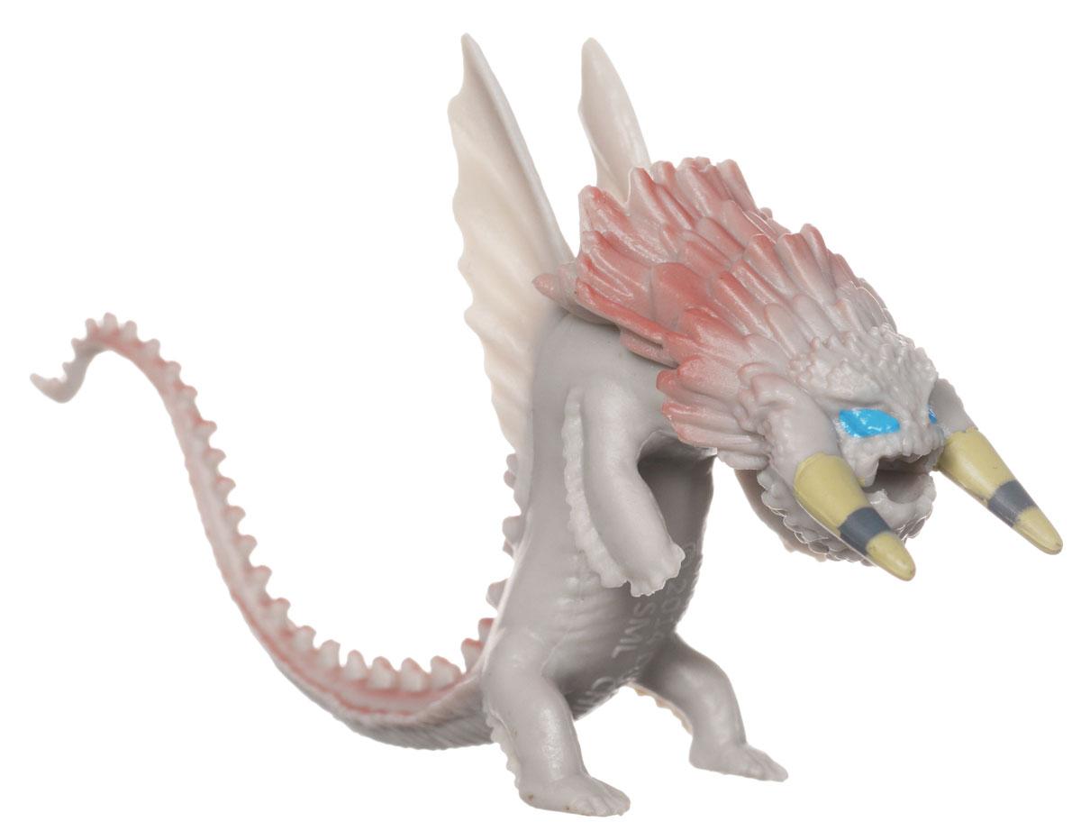 Мини-фигурка Dragons Bewilderbeast. 66562_2006768766562_20067687Мини-фигурка Dragons Bewilderbeast приведет в восторг вашего ребенка. Она выполнена из яркого пластика в виде Большого Ледяного дракона из популярного мультфильма Как приручить дракона 2. Большой Ледяной дракон имеет светло-серый окрас и отличается большим размером и двумя крупными бивнями. Благодаря небольшому размеру ребенок сможет брать дракончика с собой на прогулку или в гости. С такой фигуркой ваш ребенок с удовольствием окунется в гущи событий мультфильма, будет проигрывать любимые сцены или придумывать свои истории!