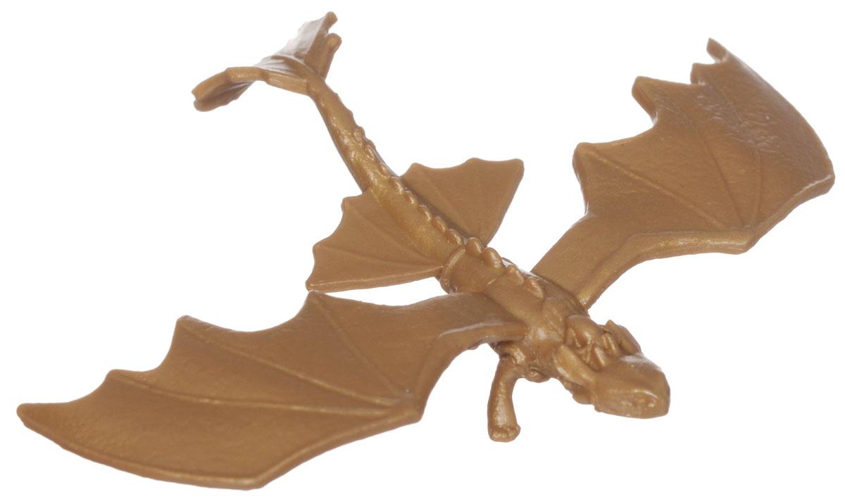 Мини-фигурка Dragons Toothless. 66562_2006492366562_20064923Мини-фигурка Dragons Toothless приведет в восторг вашего ребенка. Она выполнена из гибкого пластика золотистого цвета в виде Беззубика, дракона Иккинга из популярного мультфильма Как приручить дракона 2. Беззубик, или Ночная Фурия - верный друг мальчика Иккинга, и единственный известный дракон своего вида. У него широкие крылья, позволяющие ему развивать высокую скорость. Благодаря небольшому размеру ребенок сможет брать дракончика с собой на прогулку или в гости. С такой фигуркой ваш ребенок с удовольствием окунется в гущи событий мультфильма, будет проигрывать любимые сцены или придумывать свои истории!