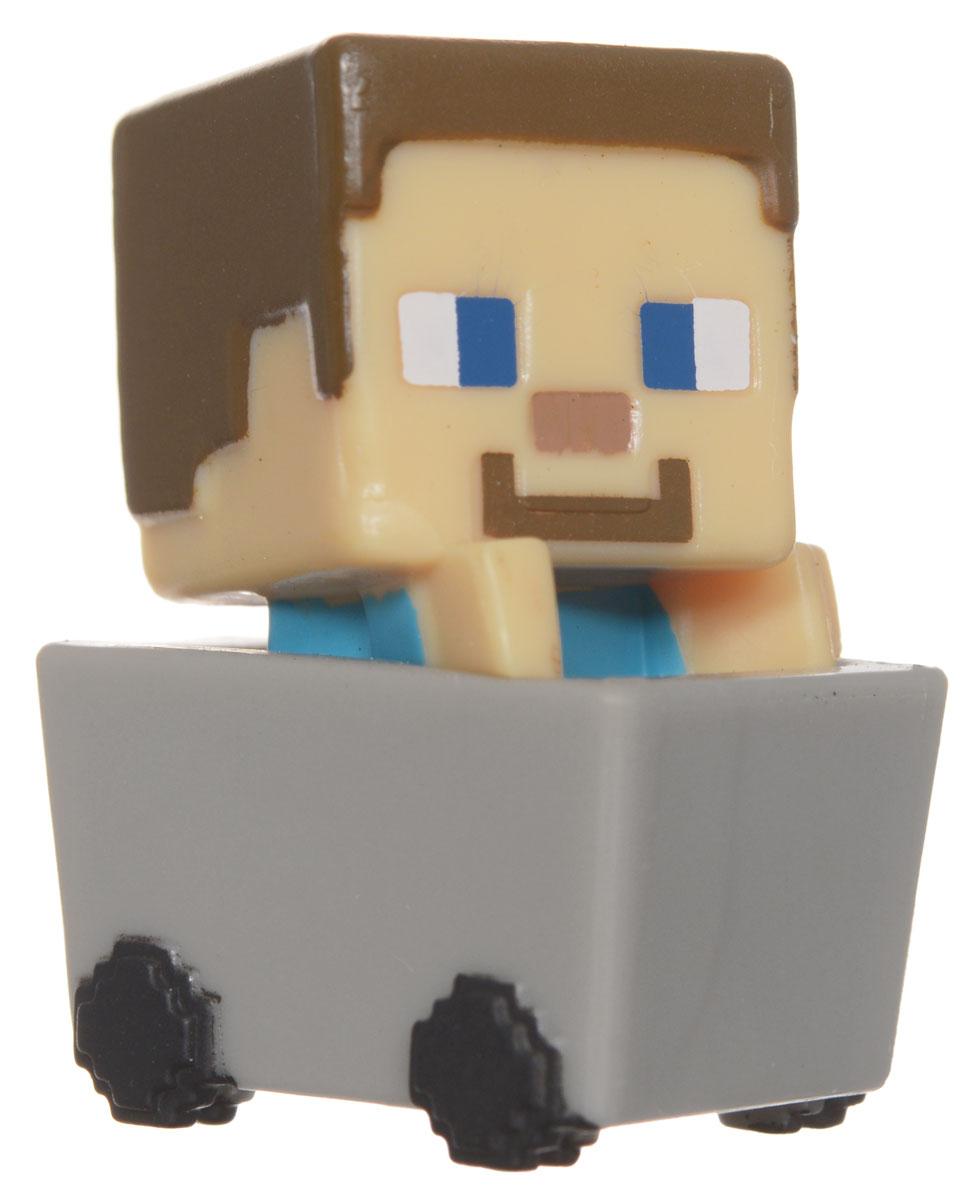 Minecraft Мини-фигуркаCJH36Погружайся в удивительный мир знаменитой игры вместе с мини-фигурками Minecraft! В каждой упаковке тебя ждет уникальная мини-фигурка одного из персонажей Minecraft. Какая именно? Не узнаешь, пока не откроешь коробку! Выполненные в фирменном восьмибитном стиле, фигурки позволят детям играть с любимыми персонажами в любое время. Начинай исследовать мир мини-фигурок Minecraft и собери собственную идеальную коллекцию!