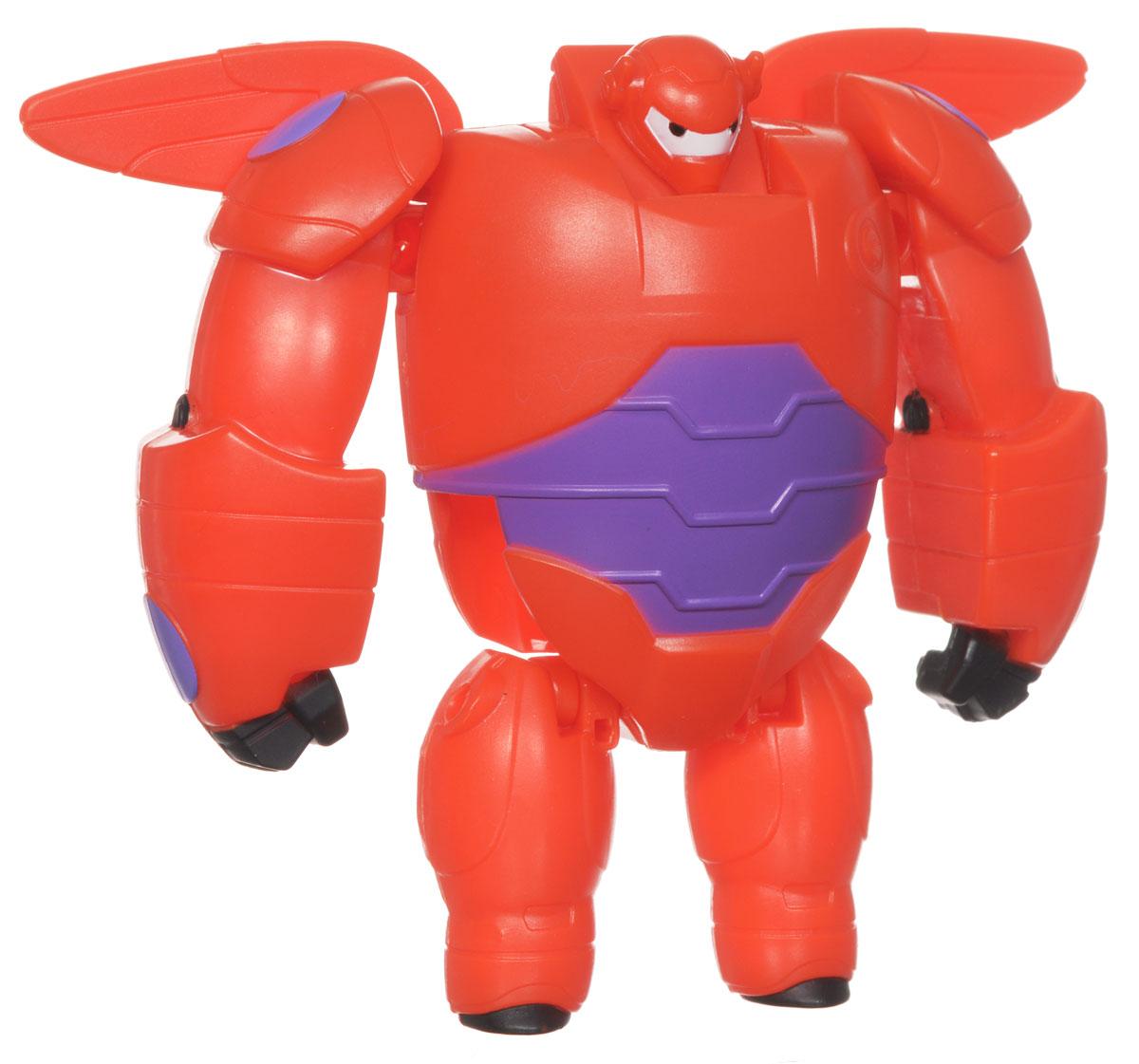 Игрушка EggStars Яйцо-трансформер: Бэймакс, цвет: красный84411Оригинальная игрушка EggStars Яйцо-трансформер: Бэймакс надолго займет внимание вашего ребенка. Игрушка выполнена из прочного пластика в виде крылатого красного робота Бэймакса - персонажа мультфильма Big Hero 6 (Город героев). Бэймакс легко трансформируется в яйцо и обратно. Эта игрушка непременно понравится вашему малышу. Порадуйте его таким замечательным подарком!