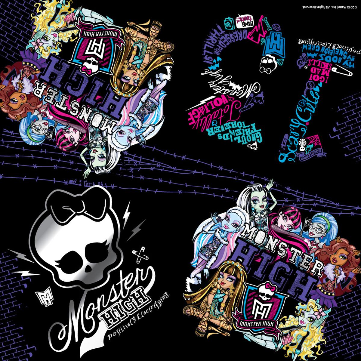 Monster High Салфетки Граффити 20 шт