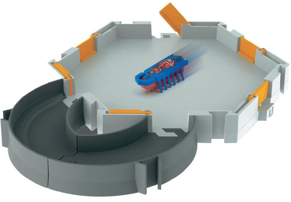 HexBug Игровой набор стартовый с микро-роботом477-1439/20048808Это малый игровой набор для микророботов Hexbug Nano. В комплекте находится шестиугольная площадка, два угловых элемента. Все наборы Hexbug совместимы между собой.