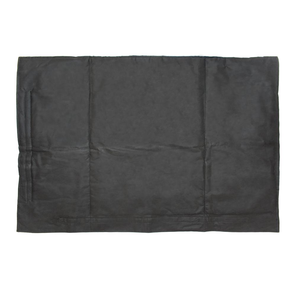 Накидка защитная PHANTOM на бамперPH5545Накидка на бампер предназначена для защиты одежды от грязи, а бампера от царапин. Не заменима для проведения мелкого ремонта, замены деталей, погрузке и выгрузке багажа. Полиэстер, спанбонд Размер 70*100 см