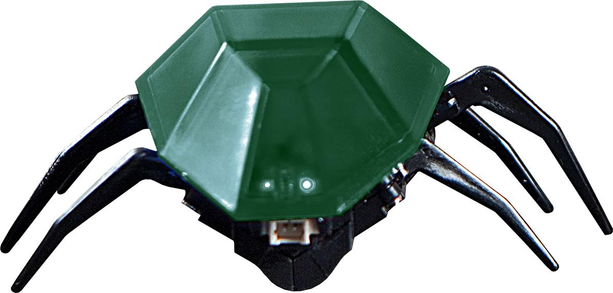 DeskPets Микро-робот Скитербот цвет зеленый