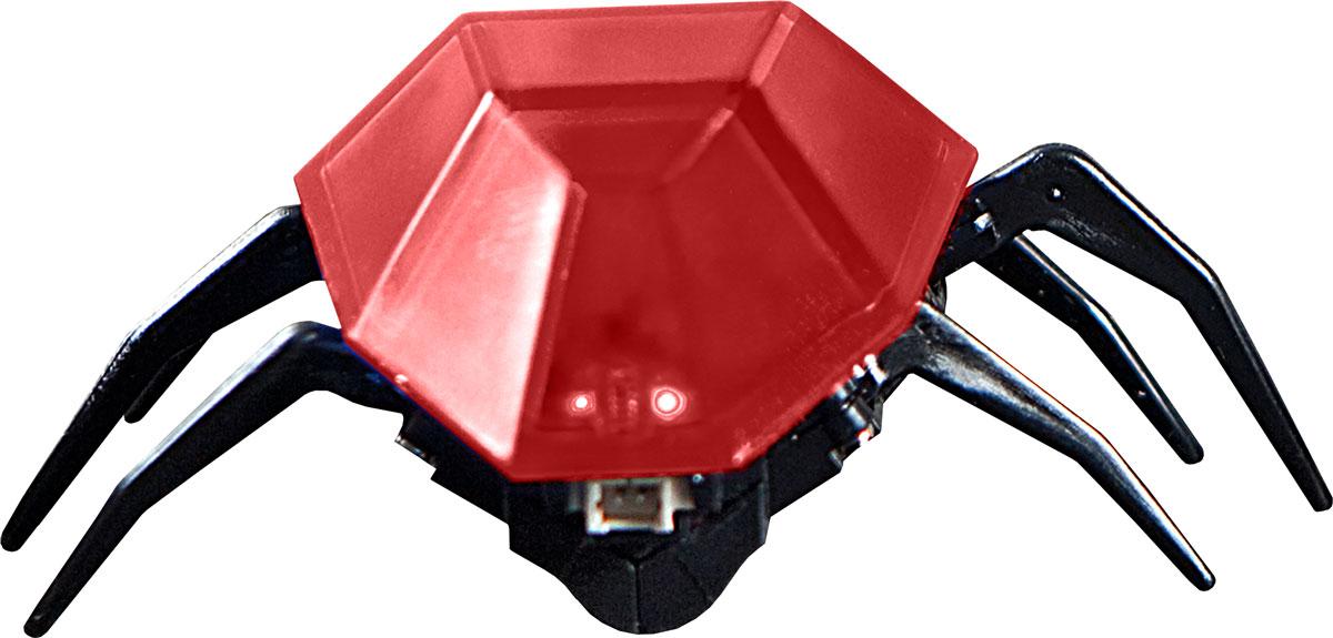 DeskPets Микро-робот Скитербот цвет красный1831Скиттербот это - стильный полупрозрачный корпус, пульсирующие глаза, мощный электродвигатель, развивающий скорость 30 сантиметров в секунду. Это самый быстрый шагающий микроробот. Кроме того, Скиттербот имеет встроенный аккумулятор и заряжается от USB — батарейки больше не нужны! Робот управляется с помощью ИК-пульта и реагирует на команды молниеносно! Skitterbot даже позиционируется не столько как игрушка, сколько как гаджет для вашего рабочего стола.