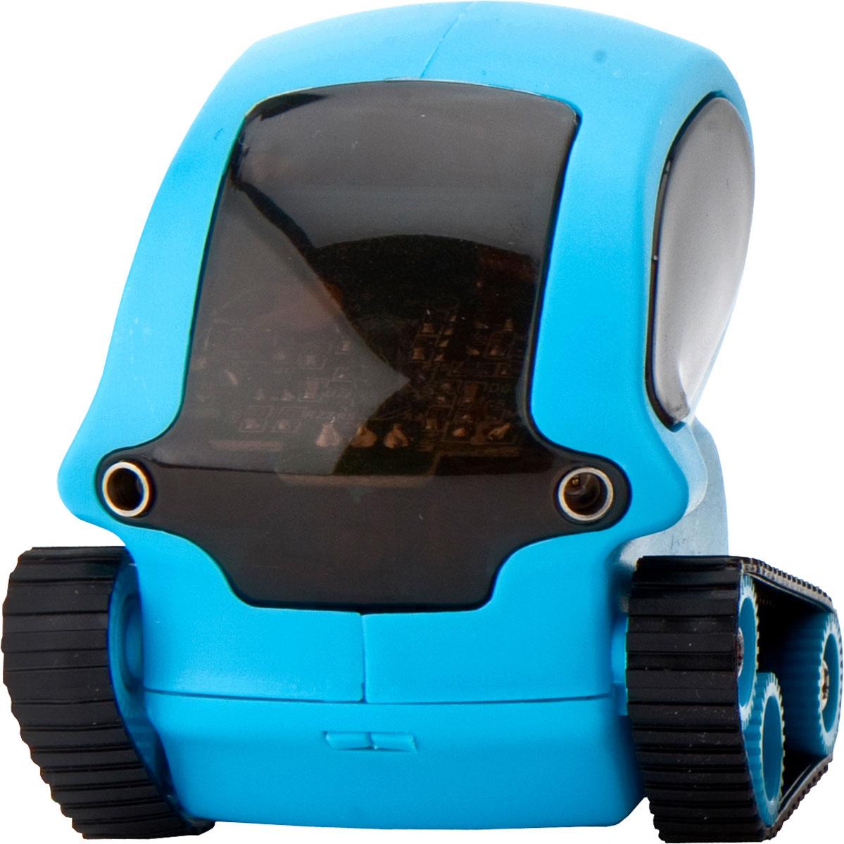 DeskPets Микро-робот Танкбот цвет синий1851Микроробот Танкбот компании Desk Pets — это увлекательная игрушка, способная развеять скуку повседневной офисной жизни или произвести фурор в любом месте, где бы робот ни начал свое движение. Главная особенность Танкбота — продвинутая система управления. Многие обладатели управляемых игрушек уже давно привыкли, что для каждого устройства нужен свой уникальный пульт, найти который по прошествии времени достаточно тяжело. У игрушек Desk Pets с этим нет никаких проблем! Уникальный адаптер iDeskPets, который вставляется в стандартный разъем для наушников вашего смартфона под управлением Android или iOS (iPhone, iPad, iPod), позволяет управлять не только Танкботами, но и игрушками Скиттербот и Трекбот.