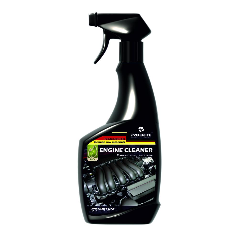 Очиститель двигателя Phantom, 500 млPH4013Очиститель двигателя Phantom - это эффективное средство для удаления нагаров, моторных масел и смазок с элементов двигателя автомобиля. Безопасен для резины, пластика и металла. Жидкий, готовый к применению состав. Способ применения: 1. Очистить двигатель напором воды. 2. Нанести средство на очищаемую поверхность. 3. Подождать 2-3 минуты. Не допускать полного высыхания. 4. Смыть напором воды. Пожаро- и взрывобезопасен. Состав: вода, ПАВ, щелочные и моющие добавки, комлексоны, ароматизатор. Значение рН: 12,0. Товар сертифицирован.