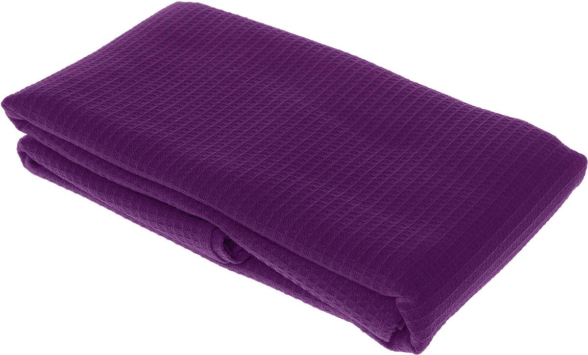 Полотенце-простыня для бани и сауны Банные штучки, цвет: фиолетовый, 80 х 150 см32070_ фиолетовыйВафельное полотенце-простыня для бани и сауны Банные штучки изготовлено из натурального хлопка. В парилке можно лежать на нем, после душа вытираться, а во время отдыха использовать как удобную накидку. Такое полотенце- простыня идеально подойдет каждому любителю бани и сауны.