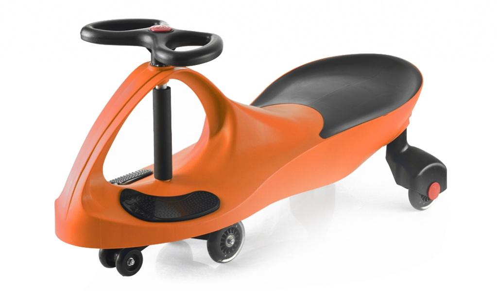 Bradex Каталка Бибикар с полиуретановыми колесами цвет оранжевыйDE 0048Новая модель БИБИКАР оснащена улучшенными колесами, выполненными из высококачественного полиуретана. Теперь езда на этой удивительной машинке стала еще более бесшумной. Легко скользит по практически любой поверхности. Уникальная чудо-машинка подарит Вашим детям множество часов удовольствия от вождения и игры. С самых маленьких лет Вы сможете занять Вашего малыша катанием на детской машинке «БИБИКАР». Это удивительное запатентованное изобретение не имеет аналогов. Его конструкция не требует мотора или педалей. Выполняет функции не только детской игрушки и отличного развлечения для Вашего ребенка, но и способствует укреплению мышц с самых ранних лет, развитию координации и динамичности Вашего малыша. - Игрушка крайне проста в управлении и подходит абсолютно для любого возраста, начиная с 3х лет, так как выдерживает вес до 80 кг! - Машинка «БИБИКАР» предназначена не только для езды на улице, но и дома, при этом обладая абсолютной бесшумностью. - Не требует батареек или подзарядки от...