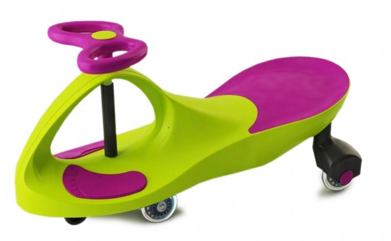 Bradex Каталка Бибикар с полиуретановыми колесами цвет салатовый фиолетовыйDE 0057Новая модель БИБИКАР оснащена улучшенными колесами, выполненными из высококачественного полиуретана. Теперь езда на этой удивительной машинке стала еще более бесшумной. Легко скользит по практически любой поверхности. Уникальная чудо-машинка подарит Вашим детям множество часов удовольствия от вождения и игры. С самых маленьких лет Вы сможете занять Вашего малыша катанием на детской машинке «БИБИКАР». Это удивительное запатентованное изобретение не имеет аналогов. Его конструкция не требует мотора или педалей. Выполняет функции не только детской игрушки и отличного развлечения для Вашего ребенка, но и способствует укреплению мышц с самых ранних лет, развитию координации и динамичности Вашего малыша. - Игрушка крайне проста в управлении и подходит абсолютно для любого возраста, начиная с 3х лет, так как выдерживает вес до 80 кг! - Машинка «БИБИКАР» предназначена не только для езды на улице, но и дома, при этом обладая абсолютной бесшумностью. - Не требует батареек или подзарядки от...