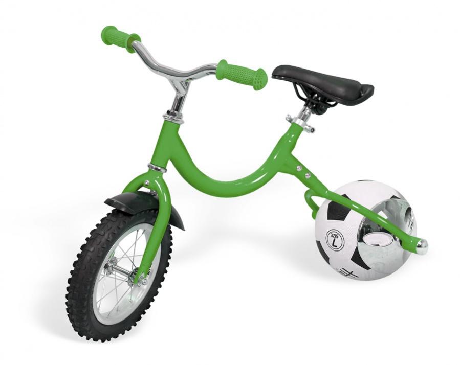 Bradex Беговел детский Велоболл цвет зеленый