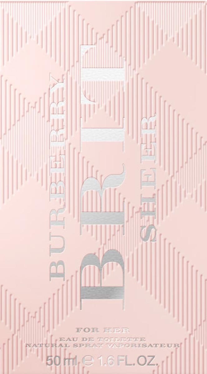 Burberry Brit Sheer Woman Туалетная вода, 50 мл1641Автор аромата - Emilie Coppermann. Парфюм был разработан для воплощение юного и жизнерадостного настроения Burberry Brit, а также для того, чтобы подчеркнуть индивидуальность и редкую харизму женщины, для которой был создан этот аромат. Цветочно-фруктовая композиция очень нежная, веселая и свежая. Этот парфюм - воплощение молодого духа Burberry. Классификация аромата : Цветочные. Мускус, мандарин, древесина, груша, пион, ананас (листья), личи, юзу, душистый горошек, виноград, персик (цветок). Туалетная вода - один из самых популярных видов парфюмерной продукции. Туалетная вода содержит 4-10% парфюмерного экстракта. Главные достоинства данного типа продукции заключаются в доступной цене, разнообразии форматов (как правило, 30, 50, 75, 100 мл), удобстве использования (чаще всего - спрей). Идеальна для дневного использования. Товар сертифицирован.