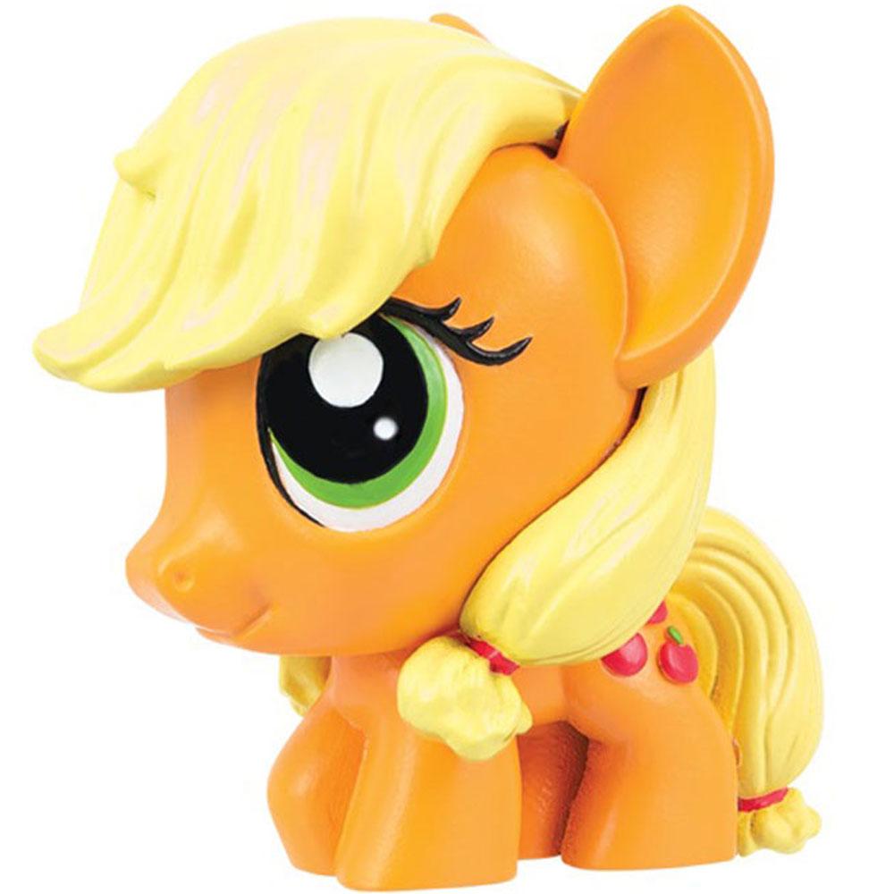 My Little Pony Игрушка-мялка Эпплджек52024-0000012-02_желтыйИгрушка-мялка My Little Pony Эпплджек непременно понравится вашей малышке! Игрушка выполнена в виде известного персонажа мультфильма Дружба - это чудо. Изготовлена из полимерных материалов. Игрушку можно сжимать, крутить, игрушка всегда снова принимает свою форму. Игрушка-мялка способствует развитию мелкой моторики пальцев рук, развивает творческое мышление, укрепляет мышцы рук, создает позитивный эмоциональный фон и является замечательным антистрессом. Порадуйте своего ребенка таким замечательным подарком!