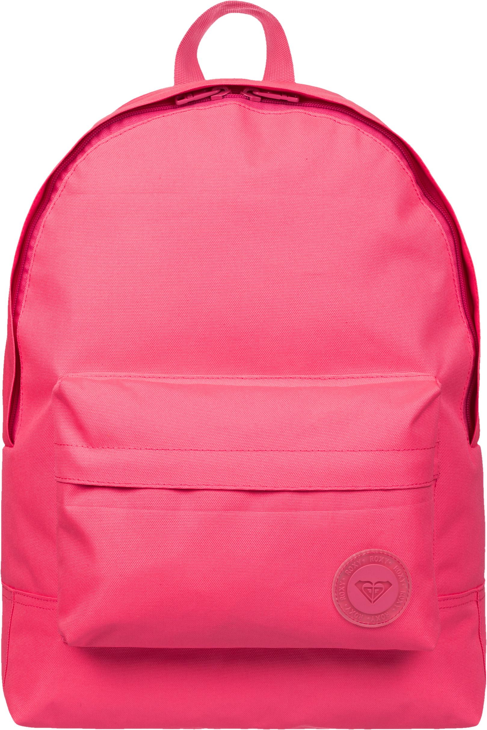 Рюкзак городской жен. Roxy SUGAR BABY, цвет: розовый, 16 л. ERJBP03093-MJP0