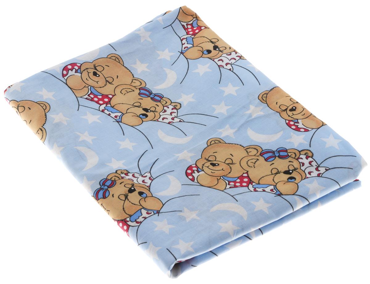 Фея Пододеяльник детский Мишки со звездочками 110 см х 140 см0001054-1_ звездыДетский пододеяльник Фея Мишки со звездочками идеально подойдет для одеяла вашего малыша. Изготовленный из натурального хлопка, он необычайно мягкий и приятный на ощупь, позволяет коже дышать. Натуральный материал не раздражает даже самую нежную и чувствительную кожу ребенка, обеспечивая ему наибольший комфорт. Приятный рисунок пододеяльника, несомненно, понравится малышу и привлечет его внимание. Под одеялом с таким пододеяльником кроха будет спать здоровым и крепким сном. Размер пододеяльника: 110 см х 140 см.