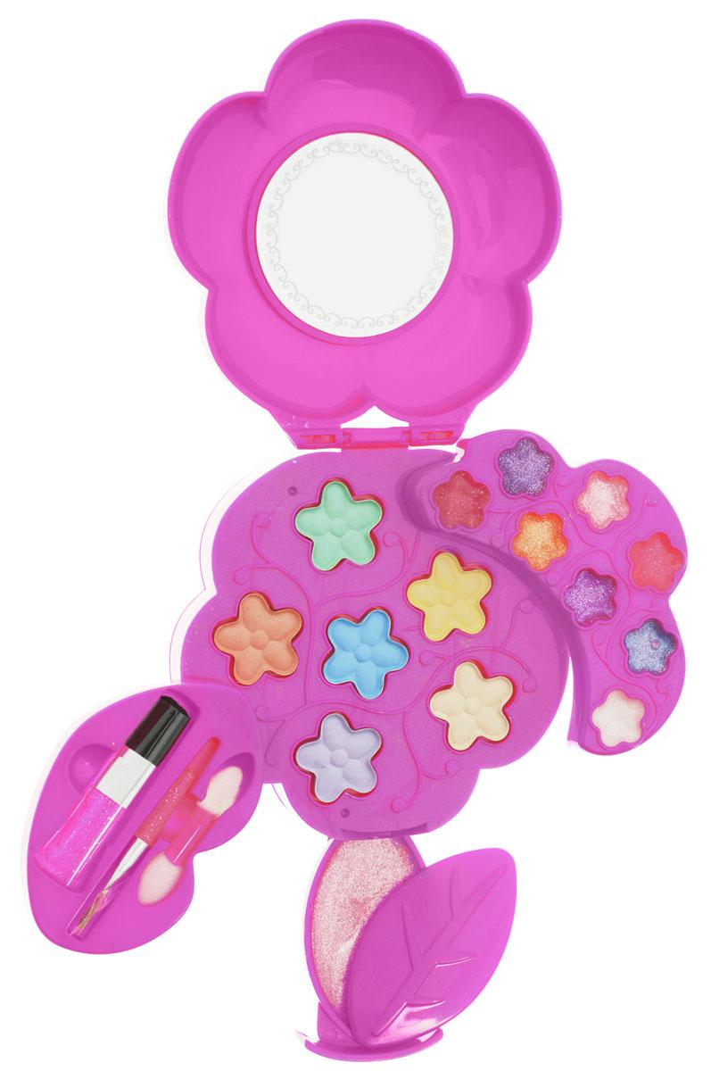 Barbie Подарочный детский набор декоративной косметики Магический цветок ( 21665Н )