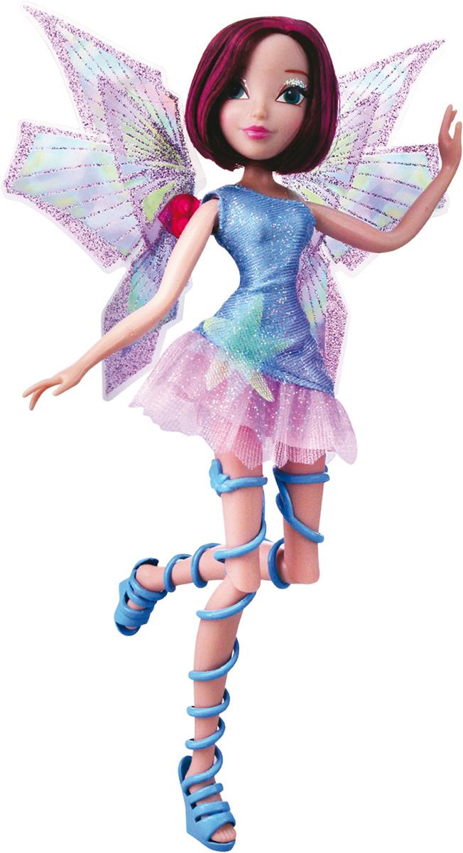 Winx Club Кукла Мификс ТехнаIW01031400_ТехнаНовое волшебное превращение из 6 сезона м/ф Наряды и крылышки кукол полностью повторяют образы фей из м/ф! Руки/ноги подвижные. Ноги на шарнирах. Шикарные длинные волосы. В коробке с куклой есть карточка с уникальным кодом для бесплатного доступа к доп.свойствам персонажей в приложении для моб.устройств В наборе: кукла в одежде и обуви, съемные подвижные крылышки, пластик.скипетр для куклы, карточка с кодом