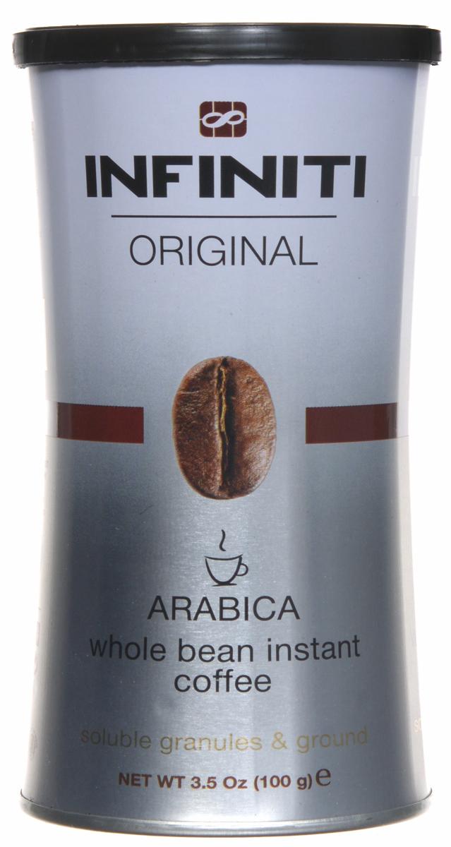 Infiniti Original кофе растворимый гранулированный, 100 г