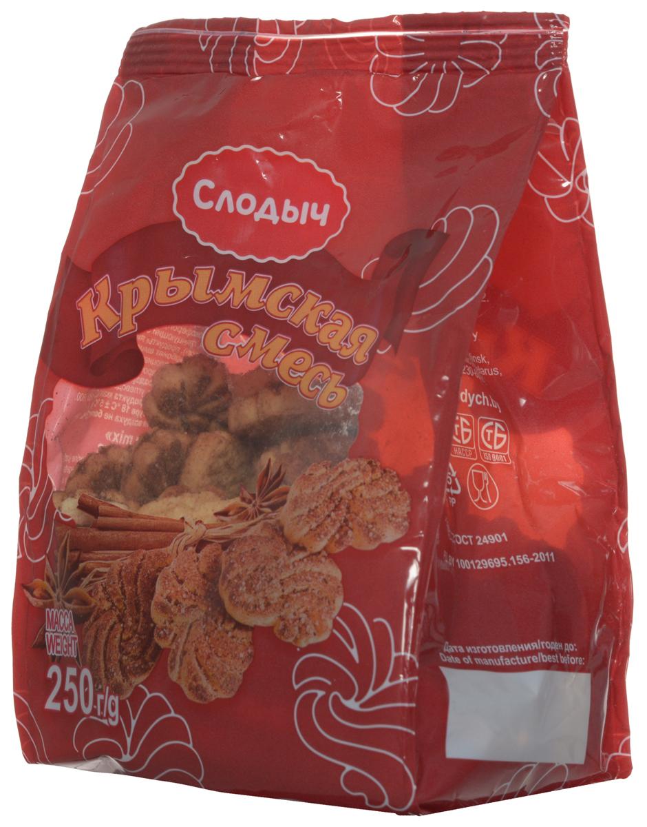 Слодыч Крымская смесь печенье, 250 г ( 527 )